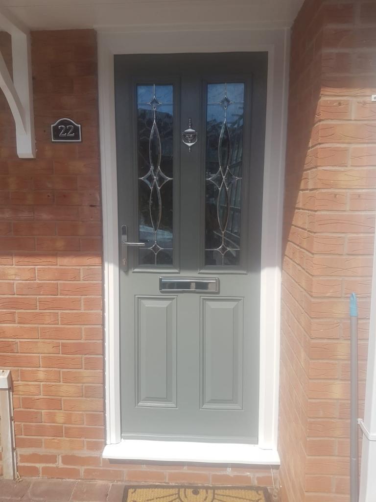 Composite Doors Wolverhampton West Midlands Ashmore Glass