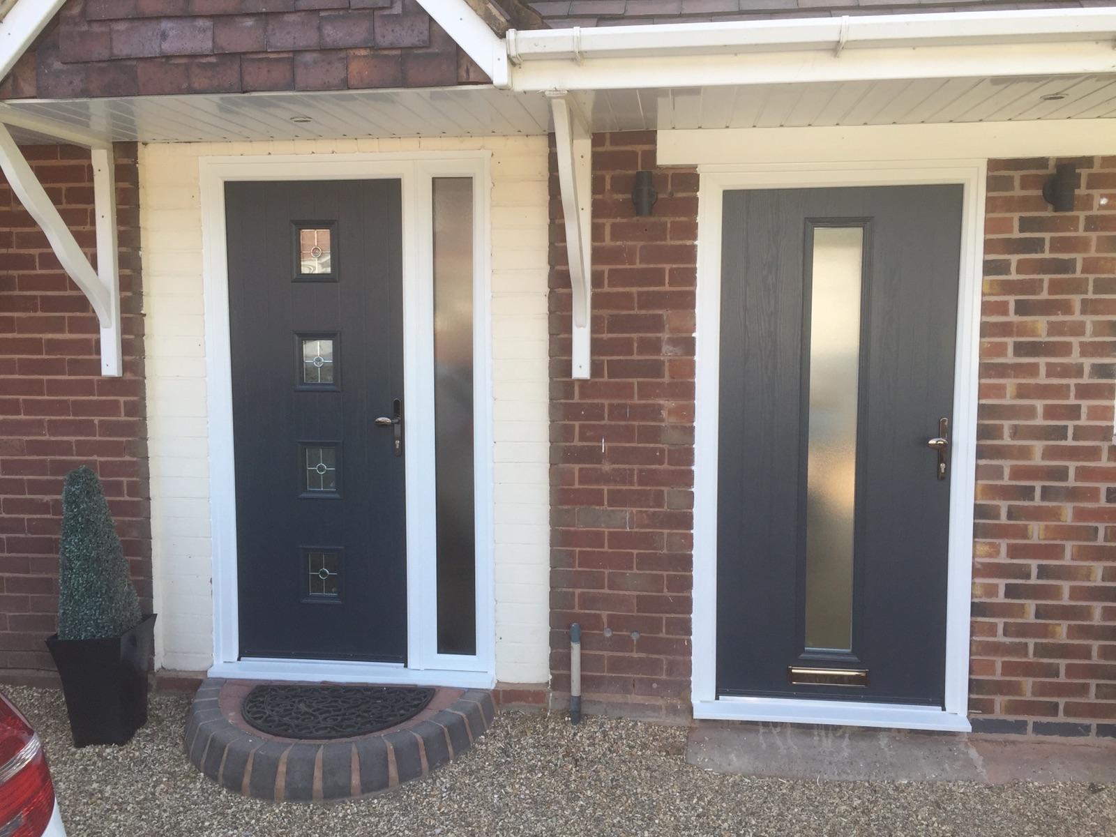 Composite doors & Composite doors - Ashmore Glass